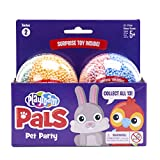 Educational Insights Playfoam Pals Pet Party 2-Pack | Non-Toxic, Never Dries Out | Includes Collectible Playfoam Pals & 2 Colors of Playfoam | Perfect for Ages 5 and up