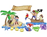 Teacher Created Resources Island Adventure Bulletin Board, Multi Color (4826)