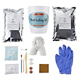 Hand Casting Kit with Gloves, Paints & Tools Included - Most Complete Hand Molding Kit Available - Casting Kit - Hand Casting - Hand Mold - Discovering DIY