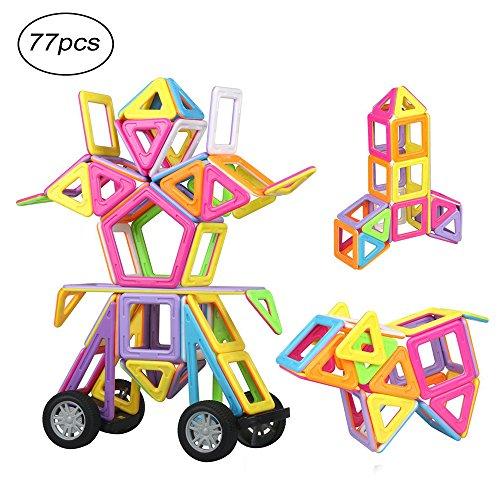Large Construction Toys For Boys : Camande pcs magnetic building blocks toys for boys girls