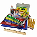 Elementary School Essentials Back to School Supplies Bundle- Grades 1-4