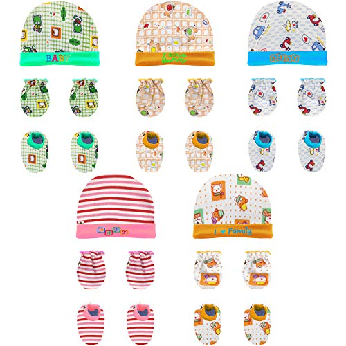 Kidbee baby booties cap & mittens set (multicolor (pack of 5), 0-3 months) | latest news live | find the all top headlines, breaking news for free online april 9, 2021