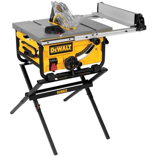 DEWALT DWE7480XA 10-Inch Compact Job Site Table Saw Review