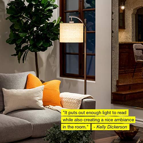 Brightech Montage Bedroom Amp Living Room Led Floor Lamp