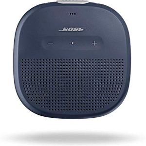 Bose SoundLink Micro: Small Portable Bluetooth Speaker (Waterproof), Midnight Blue 13