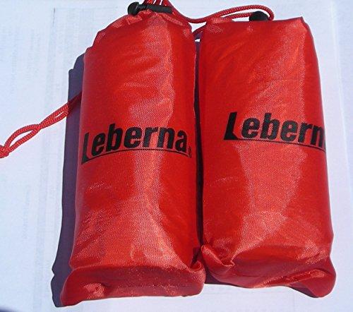 Emergency Survival Mylar Thermal Sleeping Bag - 3 FT x 7 FT 36'x84', 2 Sleeping Bags in One Box, Each Sleeping Bag in One Carry BagEmergency Survival Mylar Thermal Sleeping Bag - 3 FT x 7 FT 36'x84',