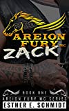 Zack (Areion Fury MC Book 1)