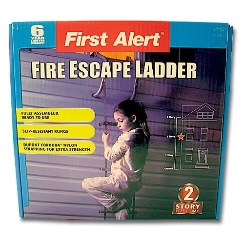 First Alert 14 ft. Fire Escape Ladder