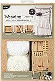 Bucilla 49029E 10 Inch Starter Weaving Loom Kit