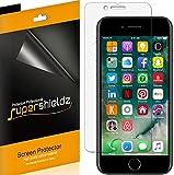 Supershieldz [6-Pack] for iPhone 8 / iPhone 7 Screen Protector, Anti-Glare & Anti-Fingerprint (Matte) Shield + Lifetime Replacement