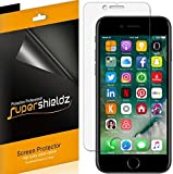 Supershieldz [6-Pack] for iPhone 8 / iPhone 7 Screen Protector, Anti-Glare & Anti-Fingerprint (Matte) Shield + Lifetime Replacement