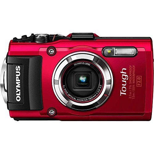 Olympus TG-3 Waterproof Digital Camera