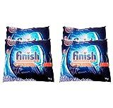 Finish Dishwasher Performance Salt Bag, 2.2 Lbs (Pack of 4)