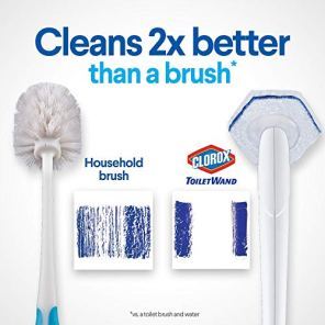 Clorox-ToiletWand-Disposable-Toilet-Cleaning-System-6-Disinfecting-Toilet-Wand-Refill-Heads