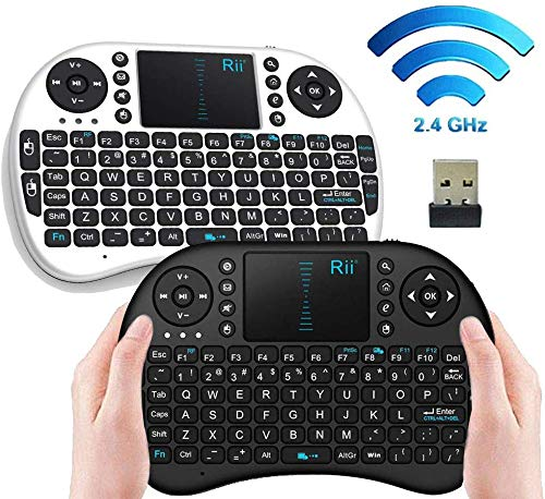 Heypex A26 Smart Mini Bluetooth Keyboard with Built-in Mouse | Smart TV | Android TV & Desktops (Random Colours) TODAY OFFER ON AMAZON