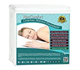 RestComfort Luxury Zippered Encasement Waterproof, Dust Mite Proof, Bed Bug Proof, Hypoallergenic Breathable Six Sided Mattress Protector … (Full, Scratches 9-15')