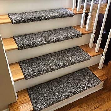 Sold Each Shaw Retreat True Bullnose Padded Carpet Stair Tread   Stair Step Carpet Runners   Hallway Carpet   Walmart   Flooring   Non Slip Stair   Wall Carpet