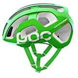 POC Octal Cannondale Edition, Helmet for Road Biking, Cannondale Green, S