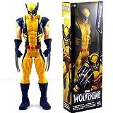 Wolverine Marvel Avengers Titan Hero X-Men