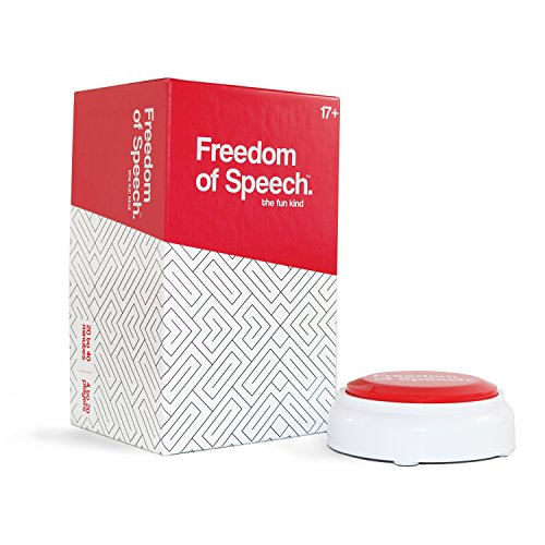 Freedom Of Speech Adult Board Game: The...