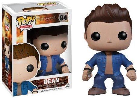 Funko-POP-Television-Supernatural-Dean-Action-Figure