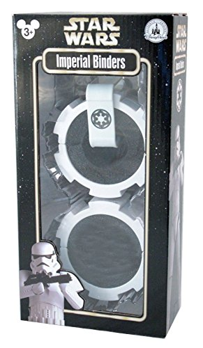 Disney Star Wars Imperial Binders with Belt Clip
