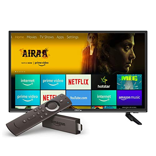 AISEN 80 cm (32 Inches) HD Ready LED TV with Fire Stick A32HDN563 (Black) (2019 Model) 153