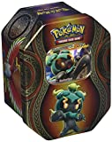 Pokemon TCG: Mysterious Powers Marshadow-GX Tin Collectible Trading Card Set 4 Booster Packs, 1 Ultra Rare Foil Promo Card, Online Code Card