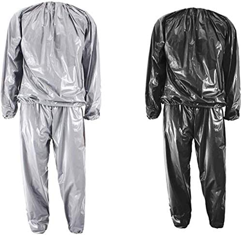 XINSHUN Sweat Sauna Suits Weight Loss Gym Exercise for Men and Women 1