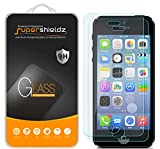 Supershieldz [2-Pack] for iPhone 4 / iPhone 4S Tempered Glass Screen Protector, Anti-Scratch, Anti-Fingerprint, Bubble Free, Lifetime Replacement