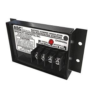 Specialty Concepts ASC-12/4 Photovoltaic Charge Controller
