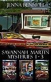 Savannah Martin Mysteries Box Set 1-3: A Cutthroat Business, Hot Property, Contract Pending (Savannah Martin Mysteries Boxset)