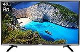 Panasonic 100 cm (40 inches) Full HD LED TV TH-40E400D (Black) (2017 model)