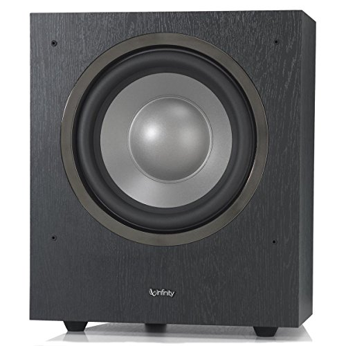Infinity SUB R10 Reference Series 10' 200w Powered Subwoofer - Each (Black)