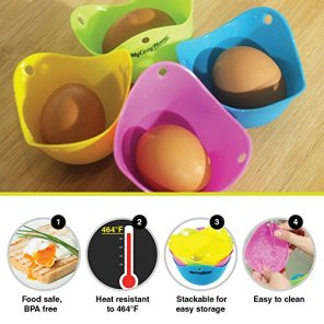 Egg-Poacher-Cups-Premium-Silicone-Poaching-Pods-BPA-Free-FDA-Approved-For-Stovetop-or-Microwave-Dishwasher-Safe-Set-of-4-Colorful-Pods