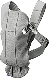 Baby Carrier Mini is a small, easy-to-use baby carrier that you can quickly put on for short babywearing sessions. It's perfect for the early months when, like all newborns, your baby needs lots of closeness around the clock. You can easily unfasten ...