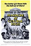 Massacre at Central High POSTER Movie (27 x 40 Inches - 69cm x 102cm) (1976)