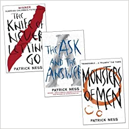 Image result for Chaos Walking series.
