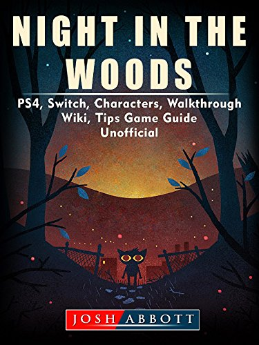 Night in the Woods, PS4, Switch, Characters, Walkthrough, Wiki, Tips,...