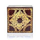 Toynk Hellraiser 4-Inch Puzzle Stash Box Storage Tin - Licensed Collectible Horror Movie Merchandise - Novelty Scary Film Home and Office Decor