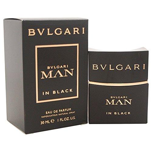 Bvlgari Man in Black Eau de Parfum 1 Ounce