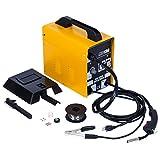 Best Choice Products MIG130 Welding Machine Set Automatic Flux Core W/Accessories