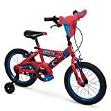 16' Marvel Spider-Man Boys Bike by Huffy, Handlebar Plaque
