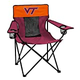 Logo Brands Collegiate Virginia Tech Hokies Elite Chair