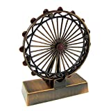 TG,LLC Bronze Metal Replica Ferris Wheel Die Cast Novelty Collectible Pencil Sharpener