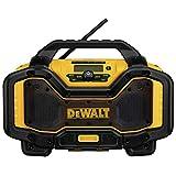 DEWALT DCR025R Bluetooth Charger Radio (Renewed)