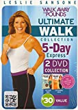 Leslie Sansone: Walk Away the Pounds Ultimate Collection : 9 complete workouts : Plus Bonus Resistance Band Included