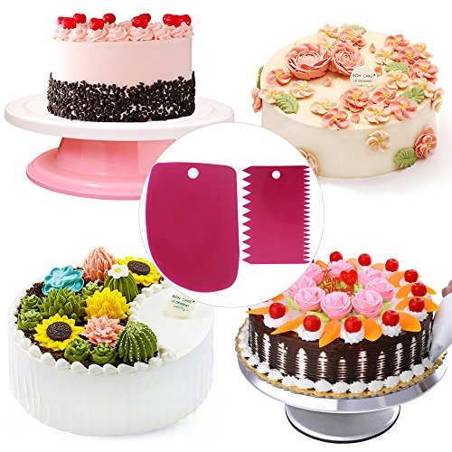 Set di strumenti torta spatola 12 pezzi