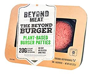 Image result for beyond burger