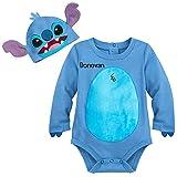 Disney Stitch Costume Bodysuit Set for Baby Multi